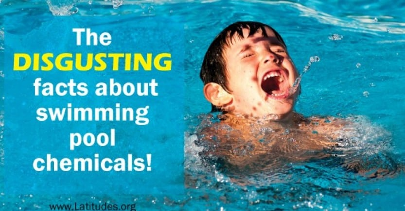 The disgusting facts about swimming pool chemicals premium acn latitudes for Allergy to chlorine in swimming pool symptoms