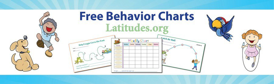 ... : Home / Download Free Printable Behavior Charts for Home and School